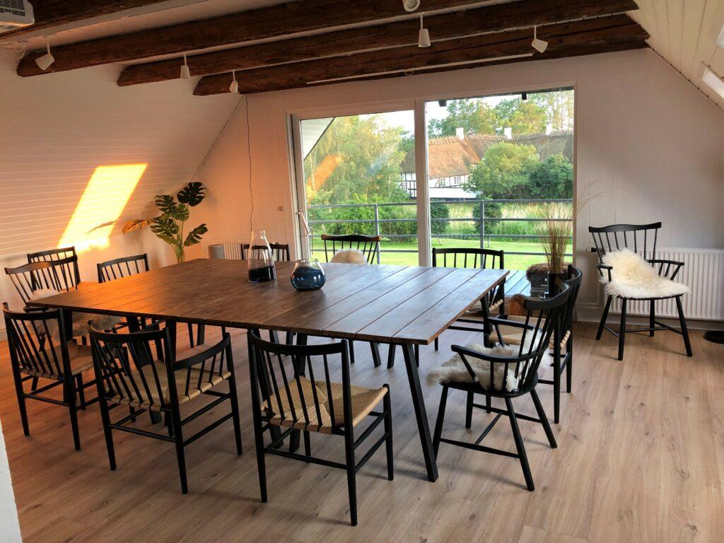 Birkelygaard 🌱 Bed & Breakfast & Gæstehus i Faldsled 